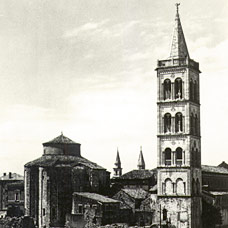 Broken bell tower, 1899
